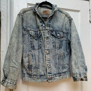 Levi's vintage denim jacket